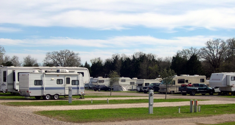 campgrounds in iowa